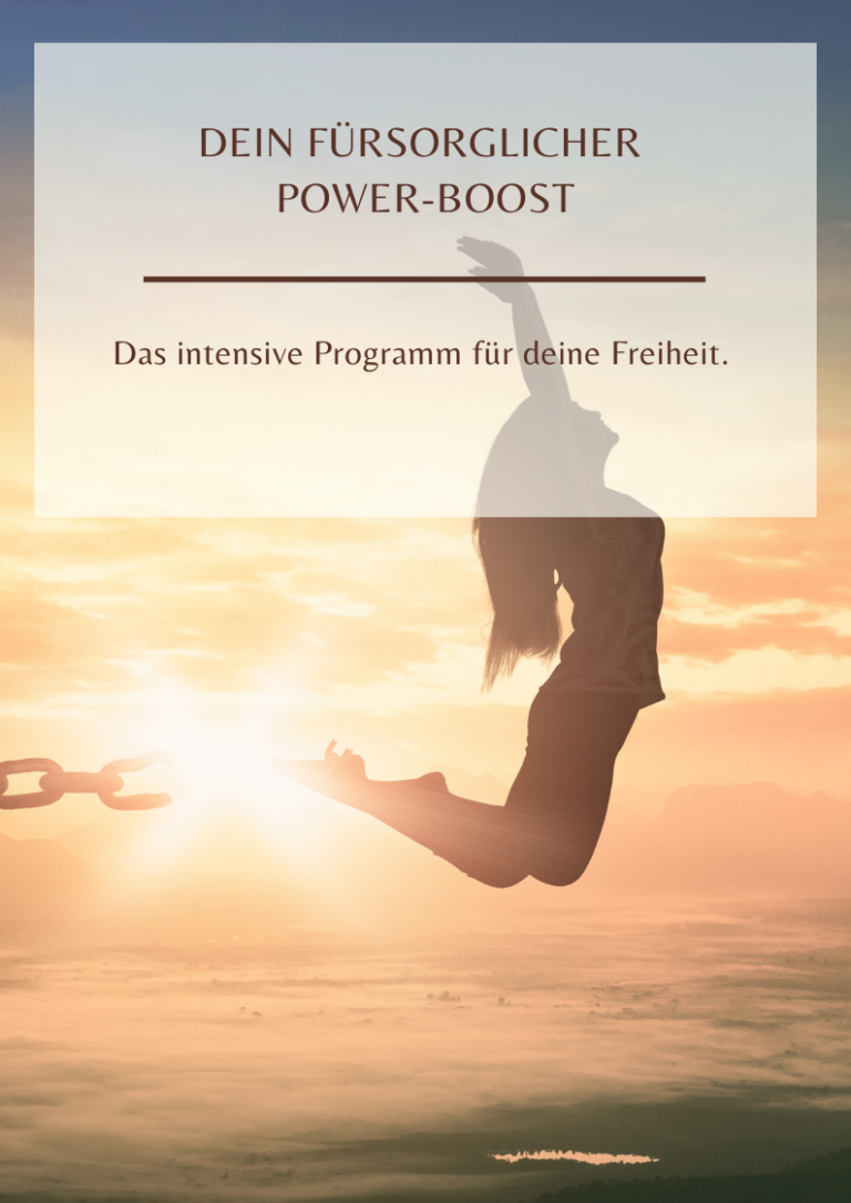 Produktivitäts Power Boost
