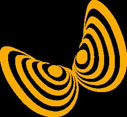 Wingwave Schmetterling